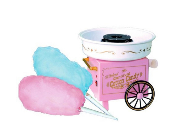 Аппарат для приг. сладкой ваты Cotton Candy Maker