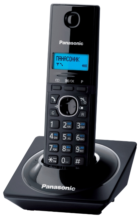 Телефон Panasonic KX-TG1711RUB